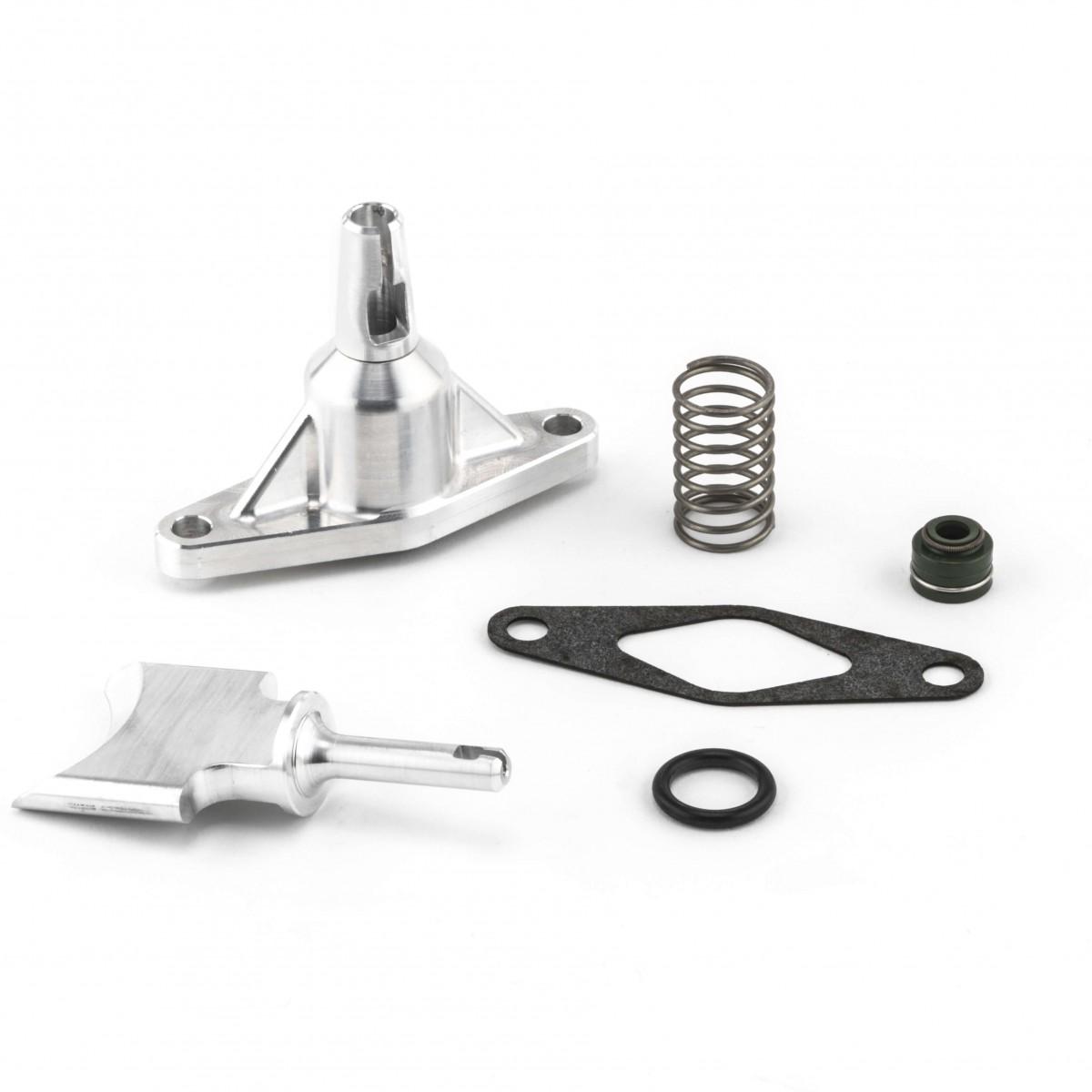 Aprilia RS 125 Powervalve case and valve housing set