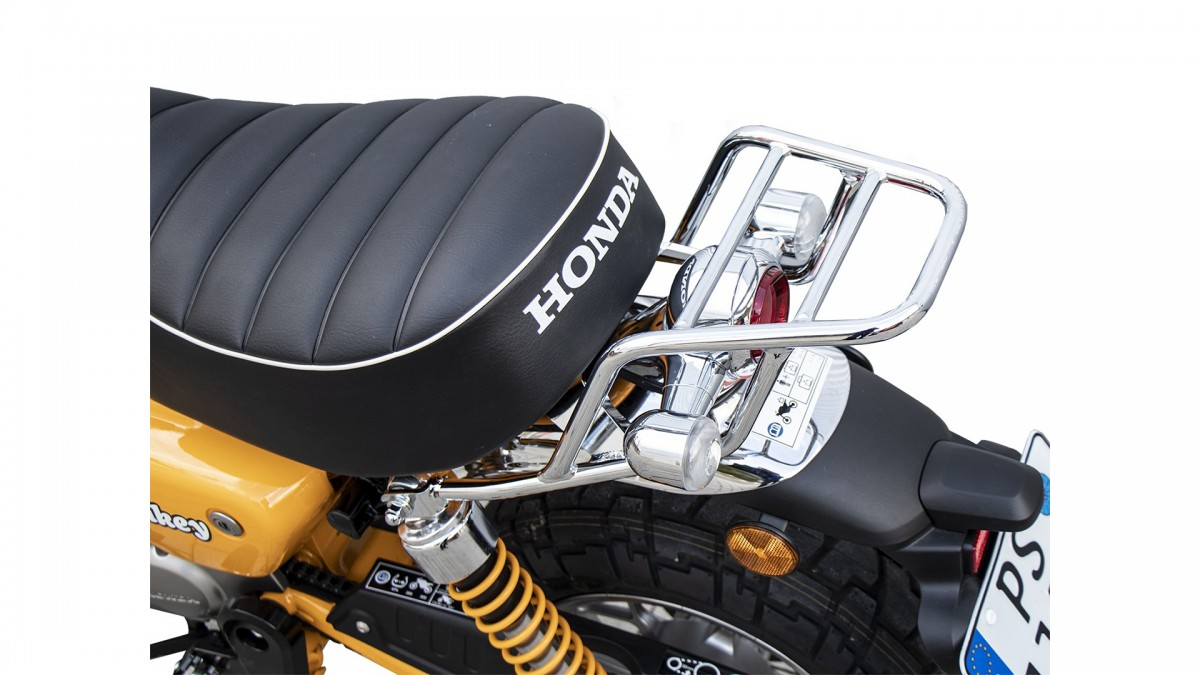 HEPCO & BECKER Luggage rack Honda Monkey 125 [2019..], chrome